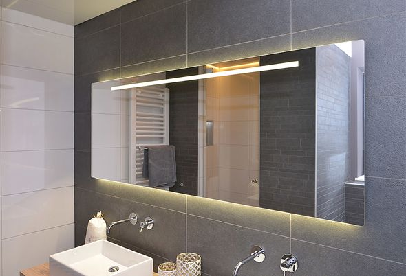 Looox Mirror Collection - 3: Looox spiegel met verlichting