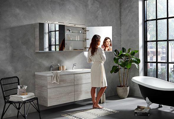 Primabad Exclusive XL - 2. Primabad spiegelkasten- en panelen