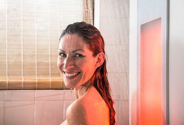 5 voordelen van de Sunshower Pure - 2. Snel herstel na een intensieve sportsessie en verlichting bij klachten