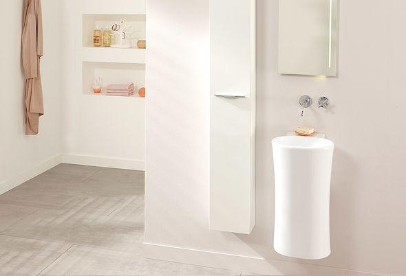 Thebalux toiletmeubels - 2. Thebalux vier verschillende stijlen