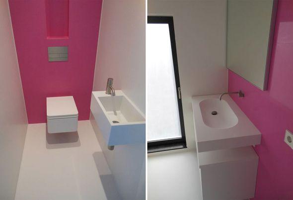 Designbadkamer Hengelo - Modern design