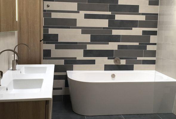 Moderne badkamer in gouda badkamerstudio roggeveen