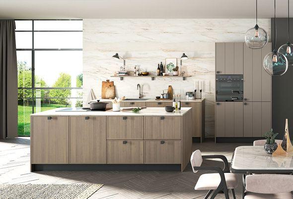 Keukens - 2. Kornelius Geen keuken is hetzelfde/Technische innovaties