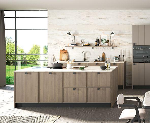 Keukens - 3. Hoefnagel Keukenapparatuur nieuwste technieken/Keukenrenovatie