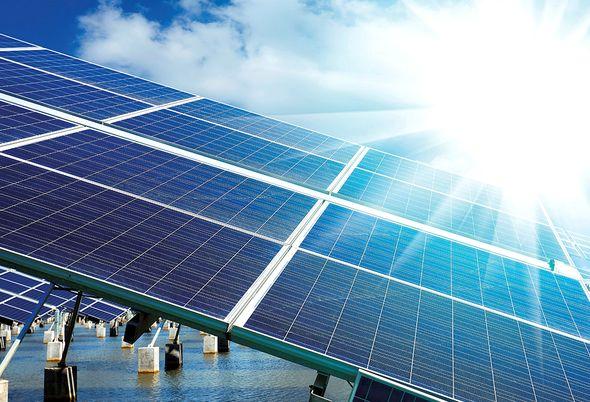 Verwarming - 2. Eveleens Energie door zonnepanelen/levert zonnepanelen