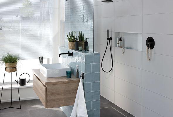 Tegels - 1. Kornelius Tegels maken van uw badkamer een thuis/Veel keus in woonvloeren