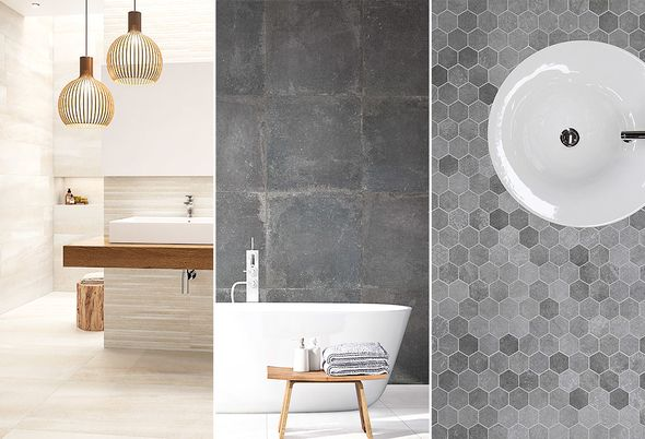 Keukens en tegels specialist in complete badkamers