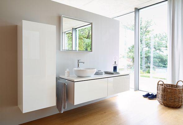 Duravit badkamermeubelen - 2. Duravit L-Cube badkamermeubel