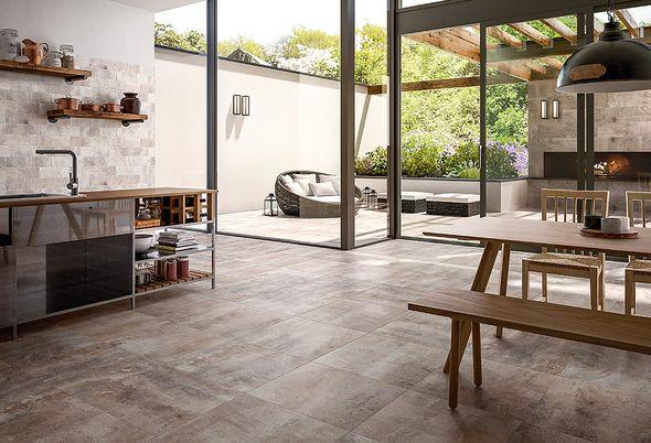 Tegelvloeren - 2. V&W Prachtige woonvloeren van topkwaliteit