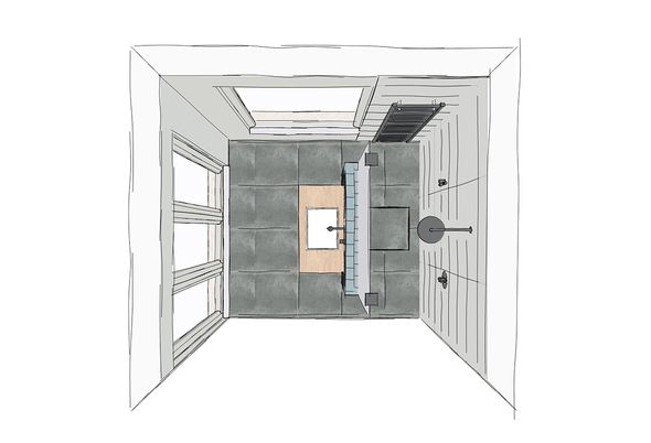 Badkamer ontwerpen - 2. Zo maakt je zelf een ontwerp