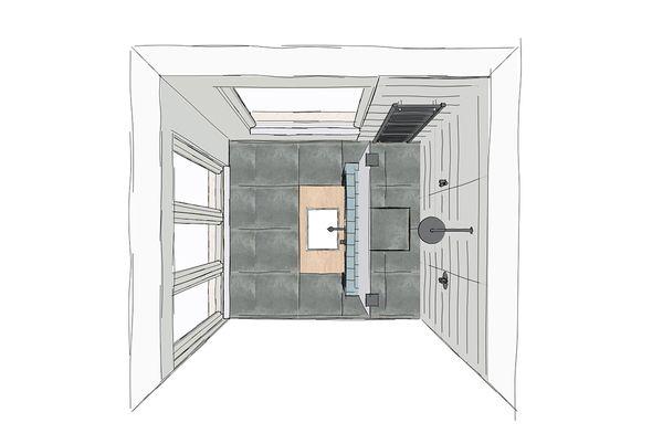 Badkamer ontwerpen - 2. Zo maakt u zelf een ontwerp