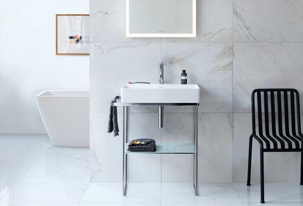 Bad in de slaapkamer - Geschikte vloer en ruimtelijkheid