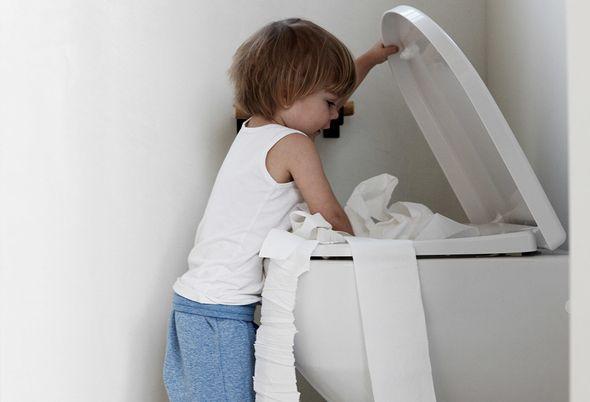 Het toilet schoonmaken? Zo doet u dat - Hoe vaak moet u het toilet schoonmaken? en Krachtig schoonmaakmiddel zonder chloor