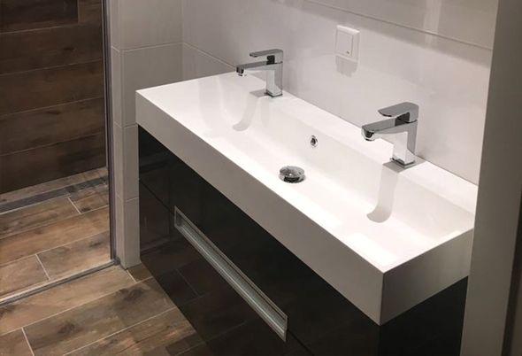 Kleine badkamer in woerden astra badkamers & tegels