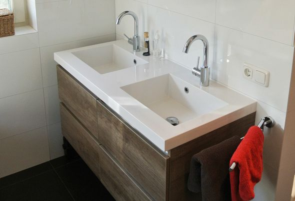 Praktische badkamer in boxtel badkamerid