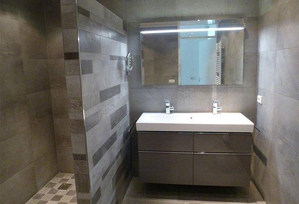 Badkamermeubel Met Badkamer : Badkamer en toilet in zaandam bliek sanitair