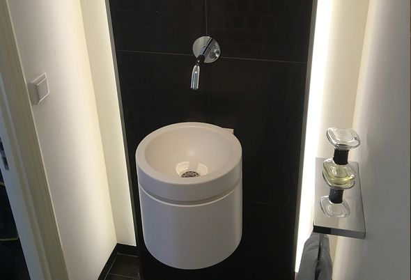 Bijzonder toilet in Oosterbeek - Accessoires en meer informatie