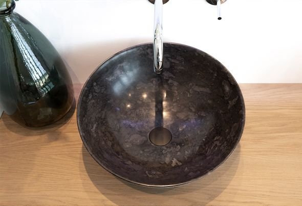 Looox Sink Collection - ceramic raw en stone