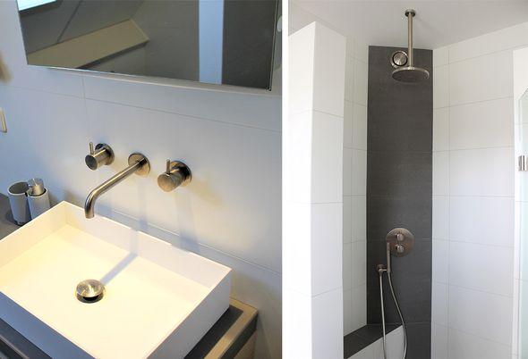 Trendy familiebadkamer in den bosch badkamerid specialist in