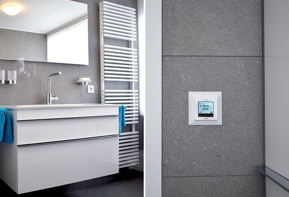Moderne familie badkamer in Uithoorn - warme omgeving en meer informatie