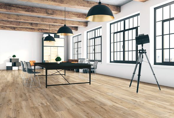 Sfeervolle tegels voor uw woning - houtlook- en betonlook tegels