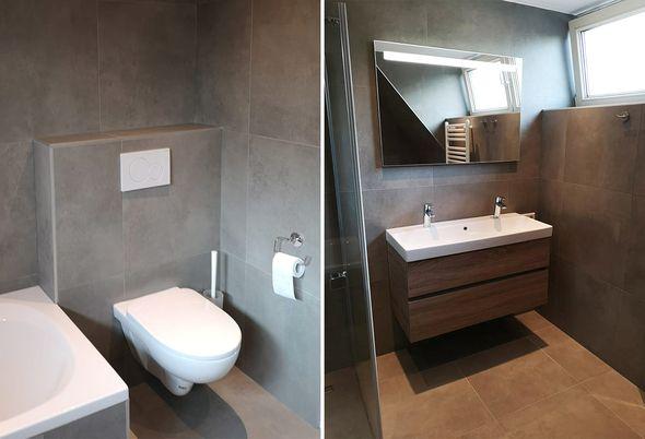 Chique Badkamer Ontwerp : Hotel chique badkamer in woerden astra badkamers tegels