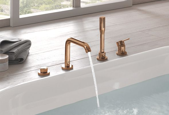Grohe Essence New Colour badkamerkranen - 2. Grohe Mengkraan in vele New Essence Colours