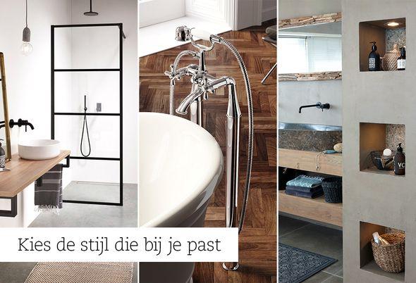 Maak een moodboard van je badkamerwensen - 2. Tips voor je badkamer moodboard