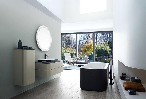 Familiebadkamer slim inrichten - 3. Badkamer met bad of douche?