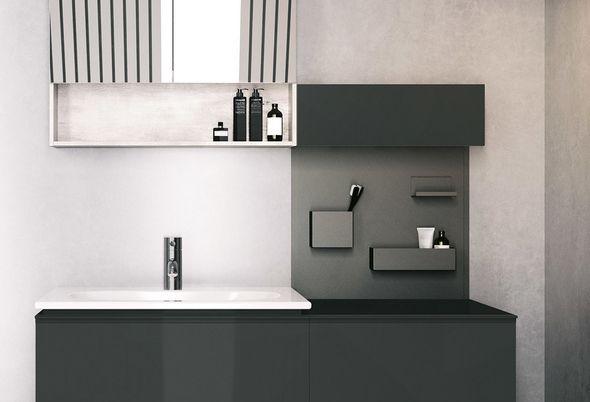 Familiebadkamer slim inrichten - Alles bij de hand in de familiebadkamer