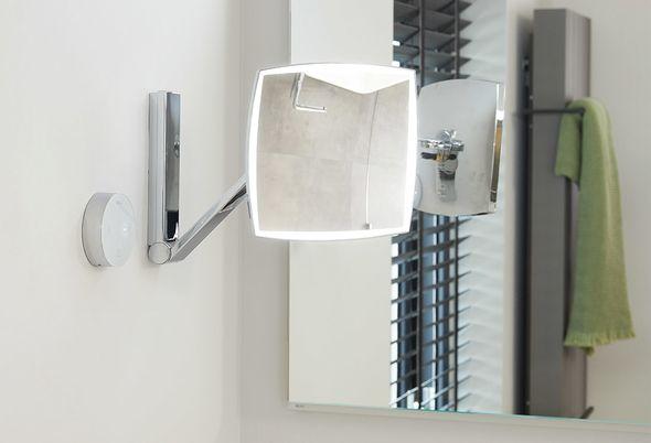 Binnenkijken bij de moderne badkamer van Francis - Stijl en technische snufjes
