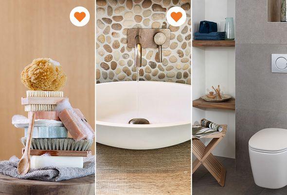 Badkamer moodboard maken - 1. account 2. afbeeldingen verzamelen