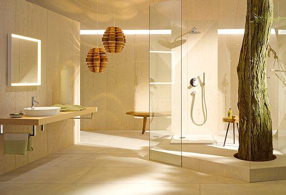 Wellness badkamer inrichten - Creëer een wellness sfeer in je badkamer