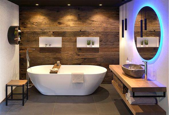 Wellness badkamer inrichten - Geniet van stoom