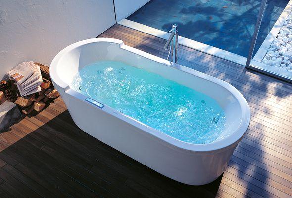 Bad schoonmaken - 1. Spoel je bad goed na