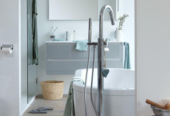 zo richt je een natuurlijke badkamer in - 1 en 2 natuurlijke sfeer en tegels