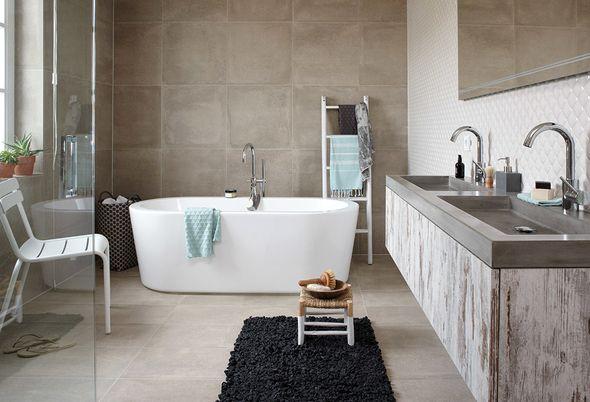 Badkamerstijlen: van klassiek tot bohemian - klassiek en landelijk