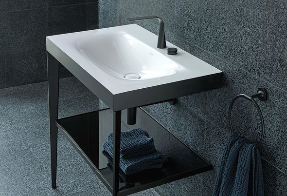 Duravit badkamermeubelen - 3. XViu futuristische meubels