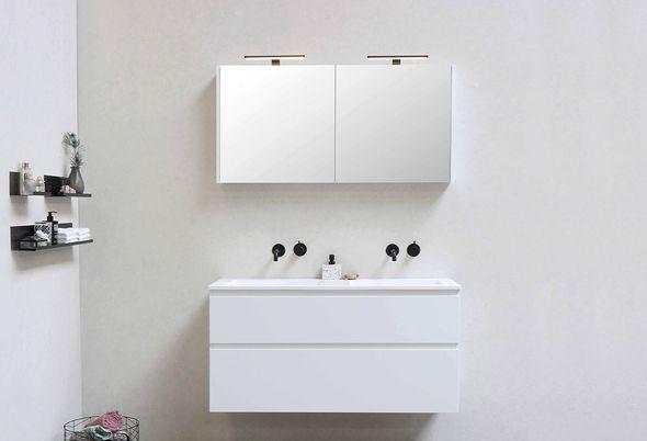 Proline extra's - 2. Proline spiegels en spiegelkasten