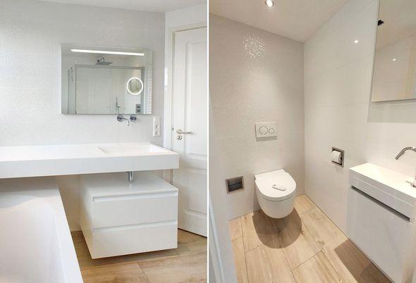 Kleine badkamer in Breukelen luxe ingericht - meer informatie of advies