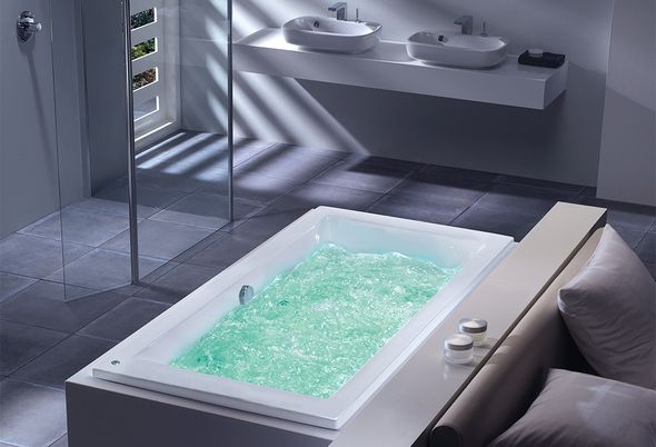 Bubbelbad in je badkamer: 5 meest gestelde vragen - 1. Wat is een bubbelbad?
