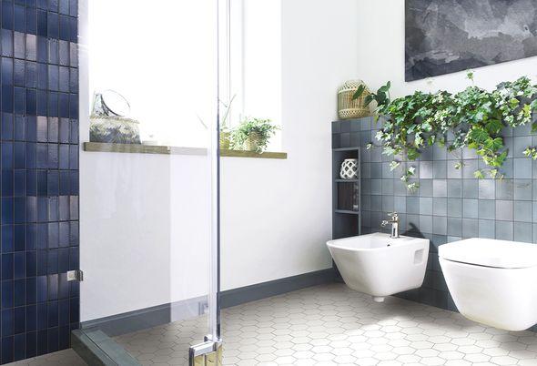 Een nieuwe badkamer: waar moet je aan denken? - 9. Toiletkeuze en tegels