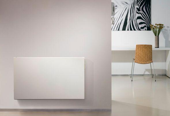 Vasco elektrische radiator - E-volve en E-panel