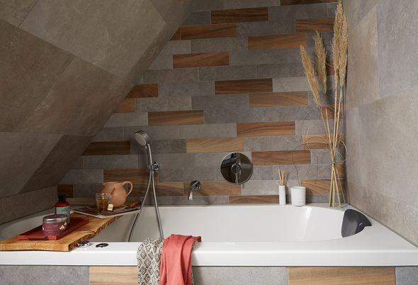 Binnenkijken bij een landelijke badkamer - Alinea 2