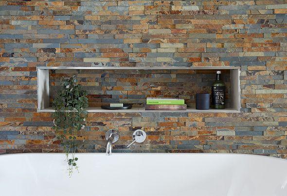 Binnenkijken bij twee badkamers, twee stijlen - Alinea 4