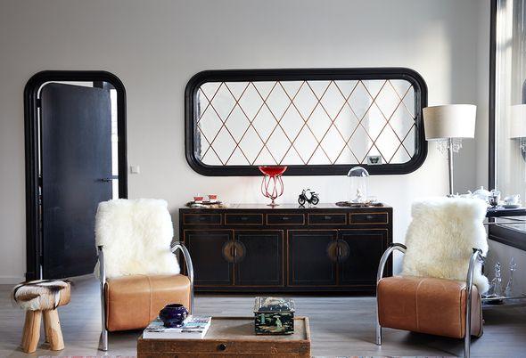 Binnenkijken bij twee badkamers, twee stijlen - afbeeldingen