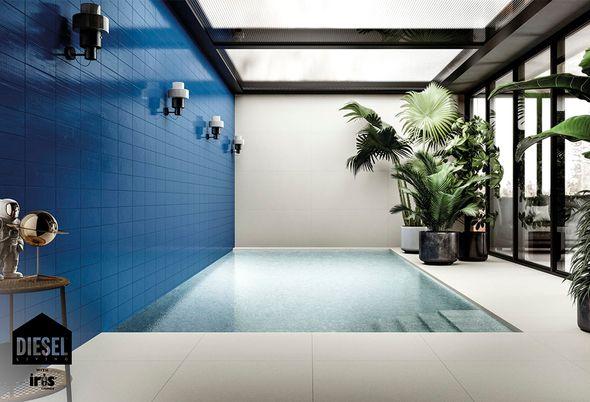 Trend: blauw in de badkamer - 3. Spiegels als blikvanger 4. Digitalisering