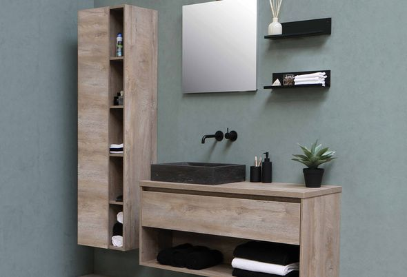 Een nieuwe badkamer: waar moet je aan denken? - 7. Badkamermeubels
