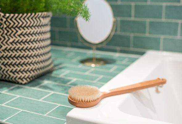Binnenkijken bij een klassieke badkamer met moderne twist (landelijk en St Pieter) - Alinea 4