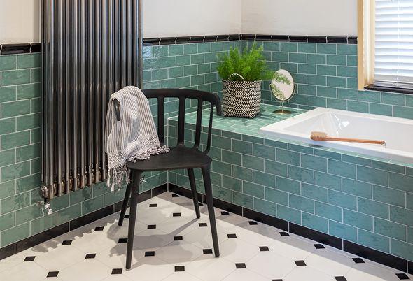 Binnenkijken bij een klassieke badkamer met moderne twist (landelijk en St Pieter) - Alinea 2
